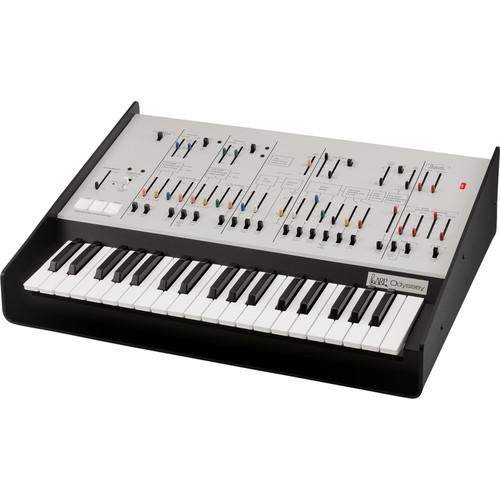 Korg ARP Odyssey FS Analog Synthesizer with Full-Sized Keys (White)