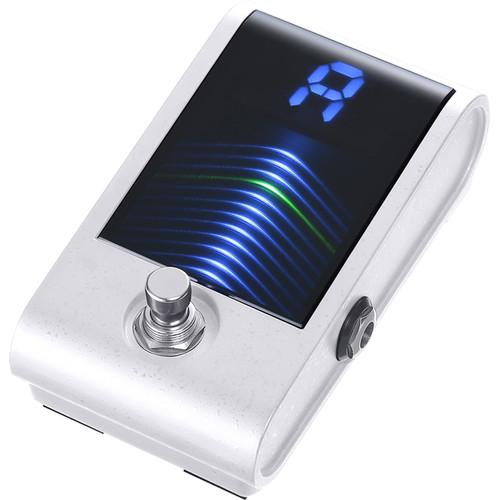 Korg Pitchblack Custom Pedal Tuner (White)