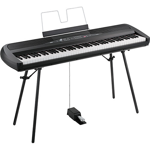 Korg SP-280 - Portable Digital Piano