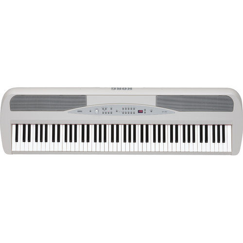 Korg SP-280 Digital Piano (White)