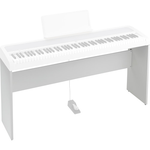 Korg STB1 - Piano Stand for B1 Digital Piano (White)