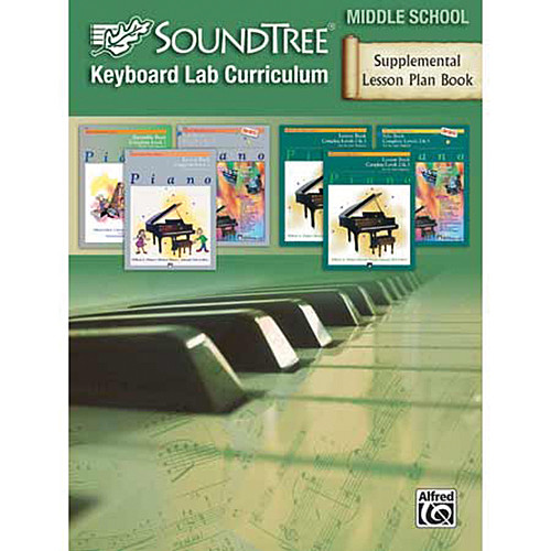 Korg SoundTree Middle School Keyboard Lab Curriculum (Student Book)