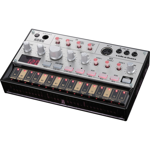 Korg Volca Analog Bass Machine Synthesizer