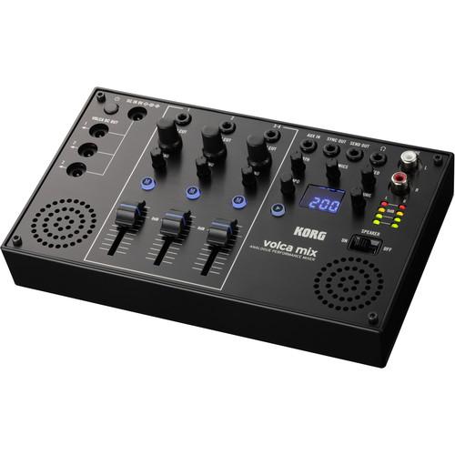 Korg Volca Mix - Analog Performance Mixer