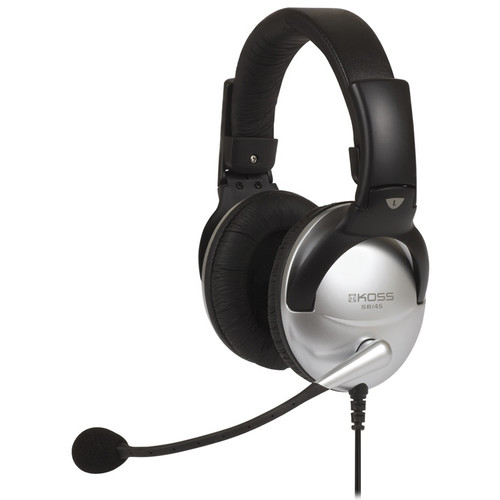 Koss SB45 Communication Headsets with Noise-Reduction Microphone