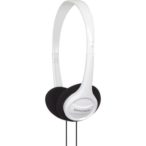 Koss KPH7 On-Ear Headphones (White)