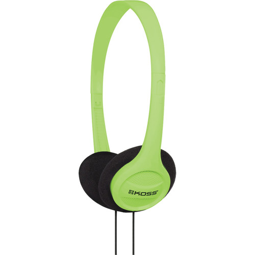 Koss KPH7 On-Ear Headphones (Green)