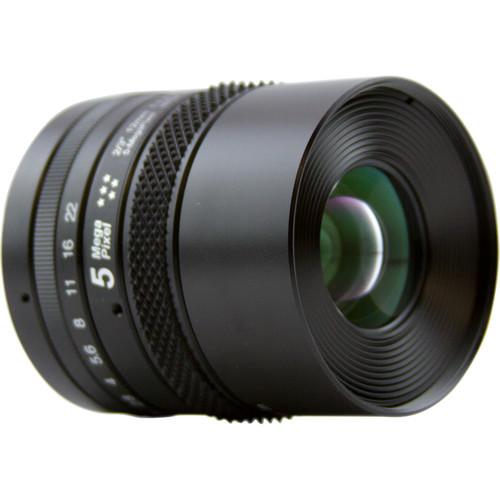 Kowa 5MP12MM-23 C-Mount 12mm F1.8 Fixed Focal Lens