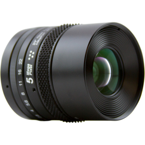 Kowa 5MP12MM-23 C-Mount 12mm F1.8 Fixed Focal Lens