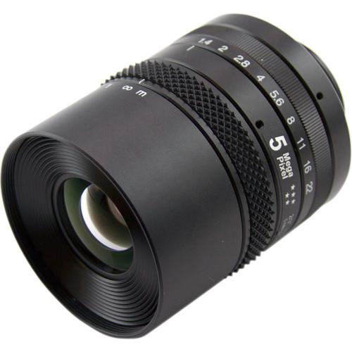 Kowa 5MP16MM-23 C-Mount 16mm F1.4 Fixed Focal Lens