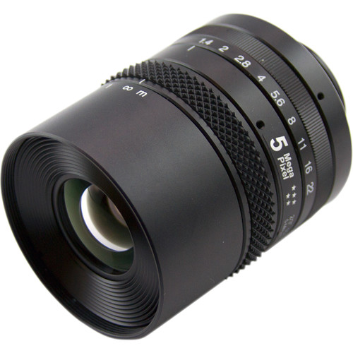 Kowa 5MP16MM-23 C-Mount 16mm F1.4 Fixed Focal Lens