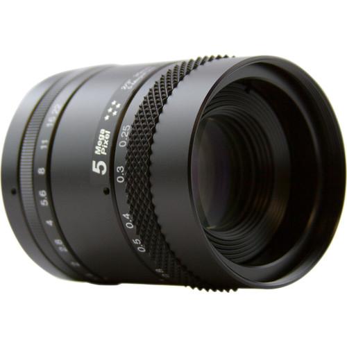 Kowa 5MP35MM-23 C-Mount 35mm F1.4 Fixed Focal Lens