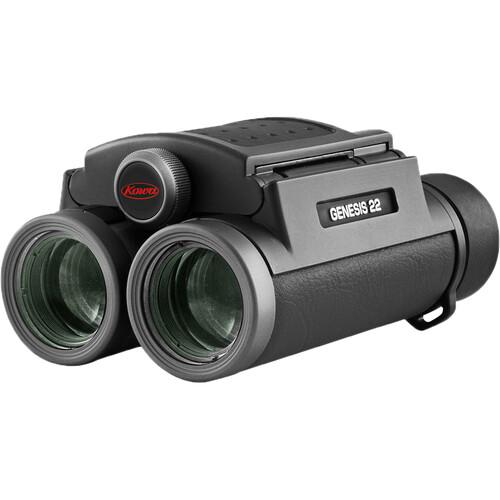 Kowa 8x22 Genesis 22 PROMINAR XD Special Edition Binoculars (Black)