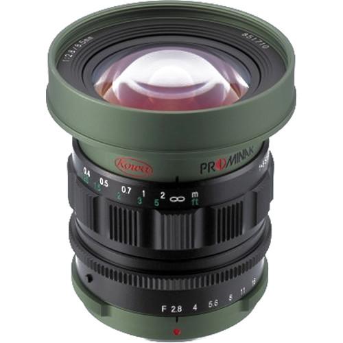 Kowa PROMINAR MFT 8.5mm f/2.8 Lens (Green)
