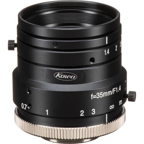 Kowa LM35HC C-Mount 35mm Fixed Lens