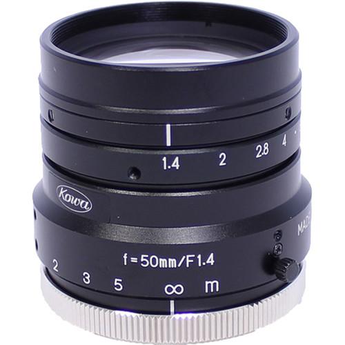 Kowa LM50HC C-Mount 50mm Fixed Lens
