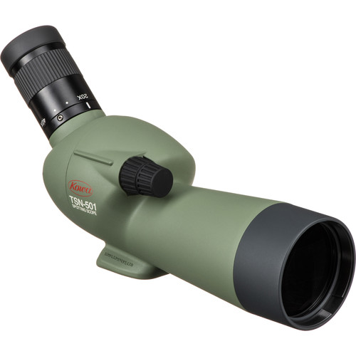 Kowa TSN-501 20-40x50 Spotting Scope (Angled Viewing)