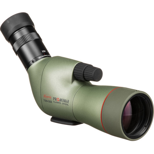 Kowa TSN-553 15-45x55 PROMINAR Spotting Scope (Angled-Viewing)