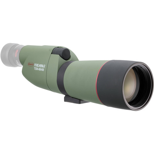 Kowa TSN-664M 66mm Prominar XD Spotting Scope (Straight Viewing, Green)