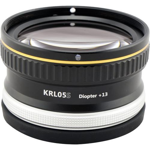 Kraken Sports KRL-05S +13 Diopter Macro Wet Lens