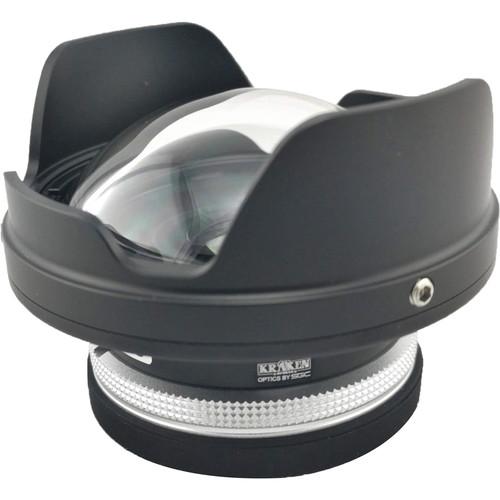 Kraken Sports KRL-07 Underwater Wide-Angle Lens for Smart Housing