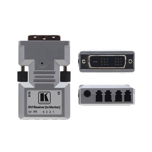 Kramer Dual-Link DVI over Optical Fiber Receiver (1312')