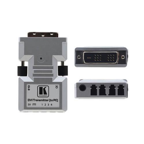 Kramer Dual-Link DVI over Fiber Optical Transmitter (1312')