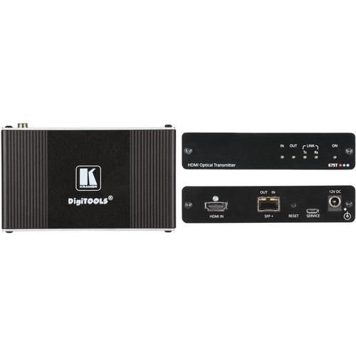 Kramer 4K60 4:4:4 HDMI over Ultra-Reach MM/SM Fiber Optic Transmitter