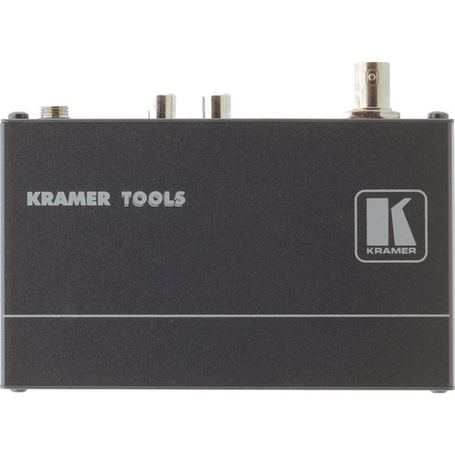 Kramer 718-05 Composite Video & Stereo Audio over Twisted Pair Receiver
