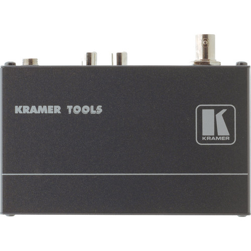 Kramer 718-10 Composite Video & Stereo Audio over Twisted Pair Receiver