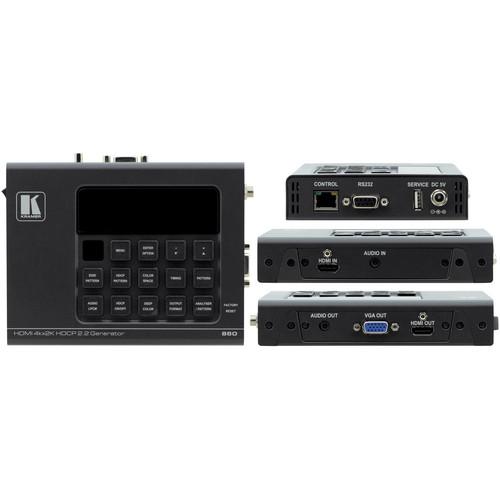 Kramer 4K HDMI 2.0 / HDCP 2.2 18 Gbps Signal Generator & Analyzer