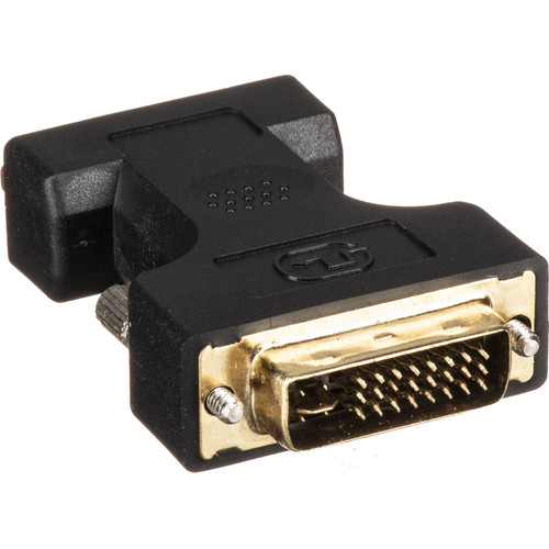 Kramer DVI-I Male to VGA Female Adapter