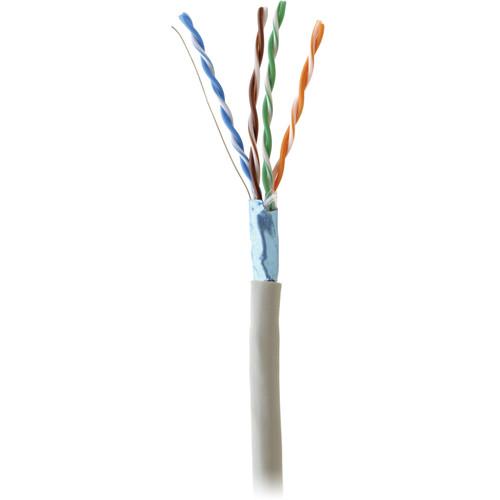 Kramer 24 AWG 4-Pair F/UTP Data Bulk Cable (1000')