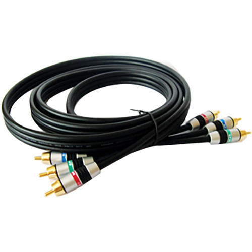 Kramer 3RCA Component Video Cable (15')