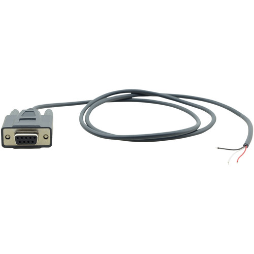 Kramer Rs-232, D9(F) To Bare Wires Cable-3'