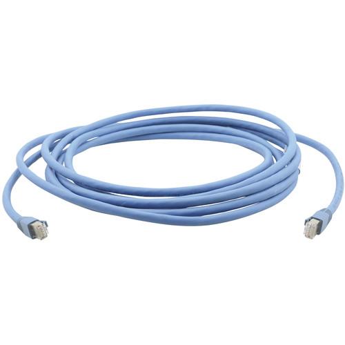 Kramer RJ45 to RJ45 4K HDBaseT CAT6a U/FTP Video/LAN Cable (50', Blue)