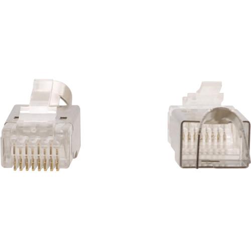 Kramer Crimp-Style Shielded RJ-45 Connector for BCP-DGKat Cable