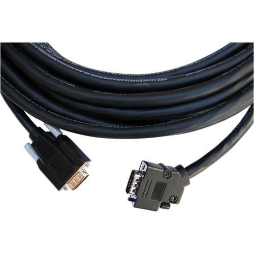 Kramer 15-Pin HD To 15-Pin HD Plenum Cable (35')