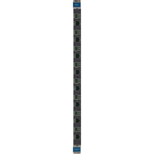 Kramer 8-Output HDMI & RS-232 Input over DGKat Card for VS-6464DN Matrix Switcher (F-64)