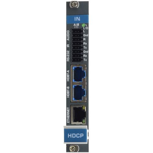 Kramer 4-Channel 4K60 4:2:0 HDMI Audio HDBaseT Input Card