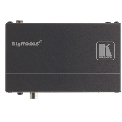 Kramer UHD 4K HDMI Audio Embedder/De-Embedder