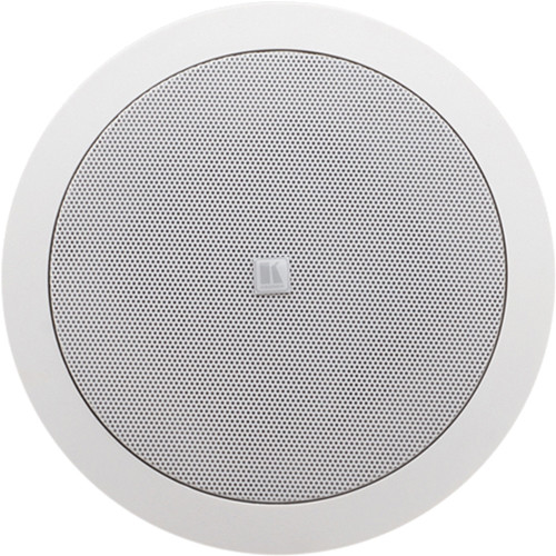 "Kramer Galil 4-C 4"" 2-Way Closed-Back Compact Ceiling Speaker (Pair,White)"