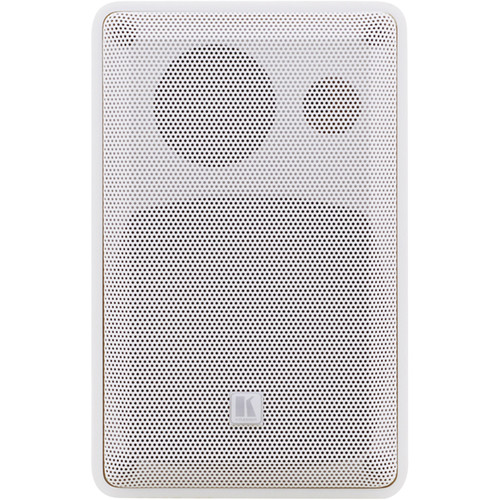 "Kramer Galil 4"" 2-Way On-Wall Speakers (Pair, White)"