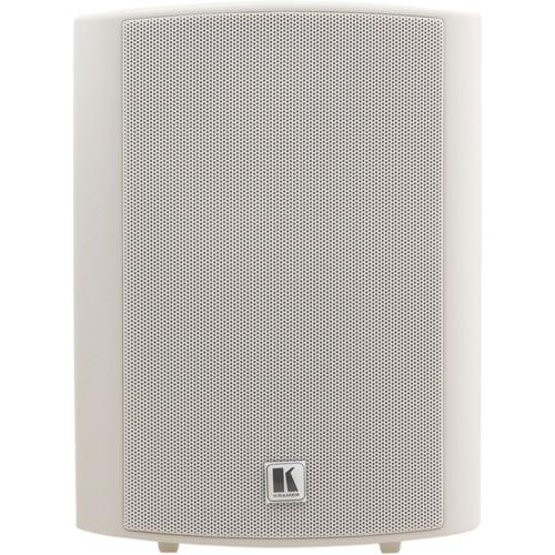 "Kramer Galil 5"" 2-Way On-Wall Speakers (Pair, White)"