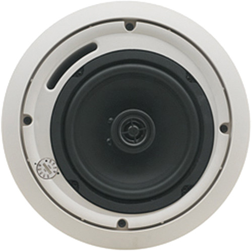 "Kramer Galil 6-C 6.5"" 2-Way Closed-Back Compact Ceiling Speaker (Pair,White)"