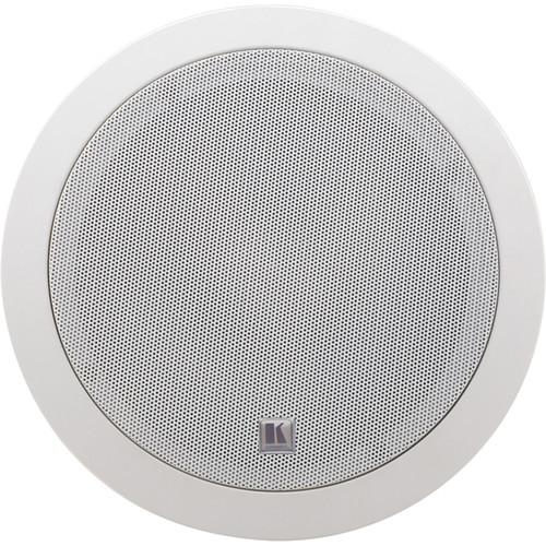 """Kramer 6-CO 6.5"""", 2-Way Open-Back Ceiling Speakers (Pair, White)"""