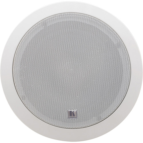 "Kramer 6-CO 6.5"", 2-Way Open-Back Ceiling Speakers (Pair, White)"