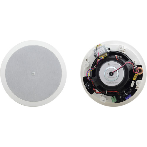 "Kramer Galil 8-CO 8"" Two-Way Open-Back Ceiling Speaker (Pair)"