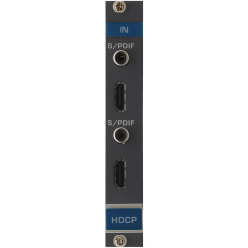 Kramer 2-Input HDMI with Digital Audio Card for VS-1616D Matrix Switcher (F-16)