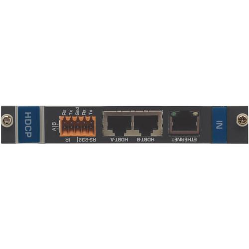 Kramer 2-Input HDMI over HDBaseT Card for VS-1616D Switcher (F-16)